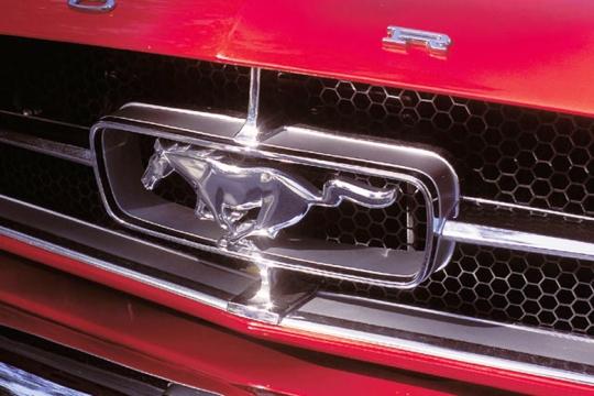 Ford Mustang Automobile Prodotta Dalla Ford Motor