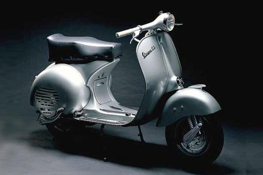 vespa piaggio - scooter (1946) - products - designindex