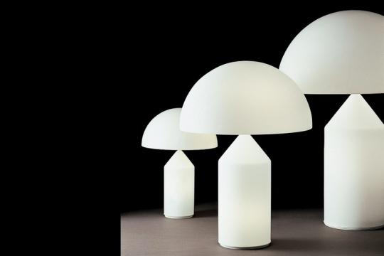 Oluce produttore di sistemi di illuminazione aziende
