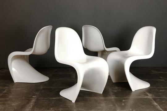 Panton Chair - Vitra - sedia (1959/1960) - Prodotti ...