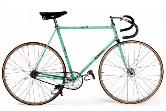 Bianchi Fabbrica Di Biciclette Aziende Designindex