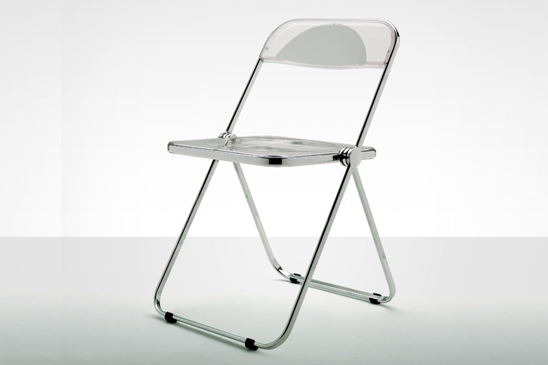 Plia - Castelli - sedia pieghevole (1968) - Prodotti ...