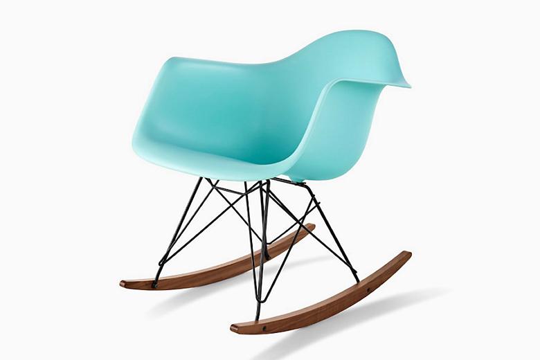 Vitra Sedia A Dondolo Eames Plastic Armchair Rar : Vitra eames plastic armchair rar dondolino a massafra kijiji