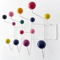 Attaccapanni Colorati.Hang It All Appendiabiti 1953 Prodotti Designindex